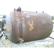 Used 1,500 GAL Chlorinator Glass Lined Dedietrich Reactor