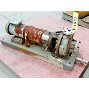Used 2HP Durco Mark 3 Chemical Process Pump - 1.5X1-8 2/7
