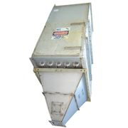 1100 CFM Dce Dalamatic Stainless Steel Dust Collector Du14rf3ad, 150 Sq Ft
