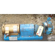 USED GOULDS PUMP MODEL 3756