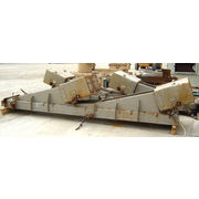 "USED ERIEZ ELECTRO-MAGNETIC VIBRATING FEEDER, 24"" WIDE"