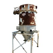 500 CFM Mac Dust Collector / Filter Reciever, 69 Sq Ft