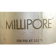 "3"" Millipore Cartridge Filter"