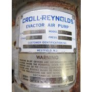 Croll-reynolds Y-stage Steam Jet Ejector Set; Model 5y And 3y