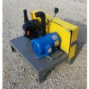 5 HP Used Sutorbilt Model GABMBLA 3ML Blower Package