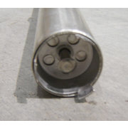 MANUALLY ACTUATED STAINLESS STEEL DRUM PUMP