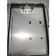 Large Stainless Steel Systems Control Box
