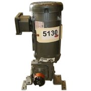 1.5 HP BALDOR RIGHT ANGLE GEAR MOTOR - 10:1