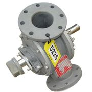 "4"" TEX-VEYOR DV-4 X 45-SB-ASA DIVERTER VALVE"