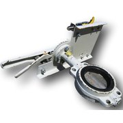 "USED 4"" DIA. CENTERLINE BUTTERFLY VALVE - SERIES 200"