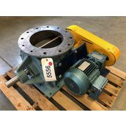 "10"" Dia. General Resouce Isomatic Rotary Industrial Airlock Valve"