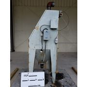 Used Manual Mse Bag Dump Station With Dust Collector