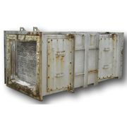 2638 Sq Ft Used Munters Des Champs Laboratories Heat Exchanger