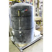 USED 300 GALLON CARBON STEEL INSULATED TANK DRY COOLERS