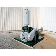 100 HP Gardner Denver CycloBlower Helical screw blower 7CDL17 Used