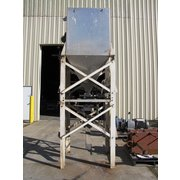 USED BULK PROCESS EQUIPMENT BPEI METAL DETECTOR SYSTEM