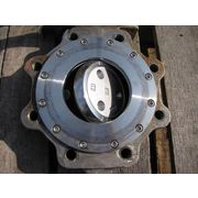 "4"" Dia Jamesbury 316ss Stainless Steel Butterfly Valve"