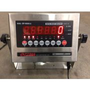 1,000 LB CAPACITY WEIGH-TRONIX PLATFORM SCALE USED