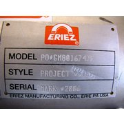ERIEZ RARE EARTH MAGNET CARTRIDGE PNEUMATIC CONVEYING