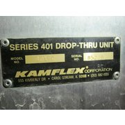 KAMFLEX CORP DROP-THRU METAL DETECTOR SERIES 401