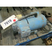 USED ITT PNEUMOTIVE VACUUM PUMP