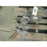 "USED 2"" ROTOLOK PNEUMATIC CONVEYING DIVERTER VALVE"