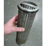 Used Stainless Steel Basket Strainer
