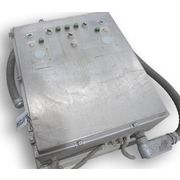 Used Stainless Electrical Steel Enclosure