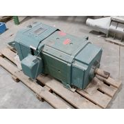 Used Reliance DC Motor 40HP 240V