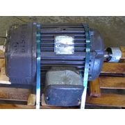 USED LOUIS-ALLIS 25 HP MOTOR 284TS FRAME (3530 RPM)