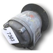 USED US ELECTRICAL 7.5HP MOTOR - 3600 RPM 215D FRAME