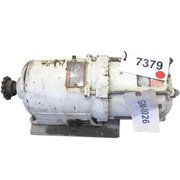 USED 1/2 HP GENERAL ELECTRIC GEAR MOTOR - 38.4:1