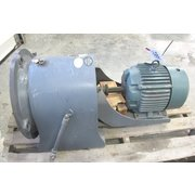 USED 7.5 HP FALK ENCLOSED GEAR DRIVE REDUCER - 25.03:1