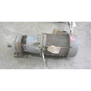 USED US ELECTRICAL UNIMOUNT 125 W/ INLINE REDUCER - 3.61:1 (575 VOLT)
