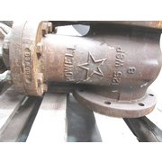 "USED 8"" ROTO HAMMER GATE VALVE MODEL C15"