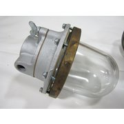 Unused Crouse-hinds Tank Observation Lights