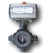 Used Manual Butterfly Valve | Carbon Steel Butterfly Valve
