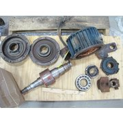 USED 1HP ELECTRA SHAKER MOTOR (PARTS)