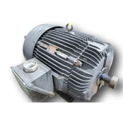 USED 150 HP RELIANCE AC MOTOR