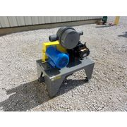 Used 7.5 HP Gardner Denver Sutorbilt 4MQ Vacuum Blower Package