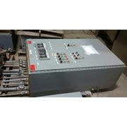 Used Electrical Control Panel Enclosure