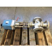 "Used 2"" RTG 32051 Herford hot oil 3-way control Valve"