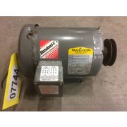 Used 1.5 HP Baldor Industrial Motor, 143T Frame, 3450 RPM