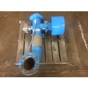Inlet air filter with Kunkle vacuum relief valve for PD blower