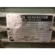 Used Sweco 2.5 HP vibratory shaker screener motor [1160 RPM]