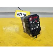 Used 1 HP TB Wood's E-Trac AC Inverter - XFC4001-0B