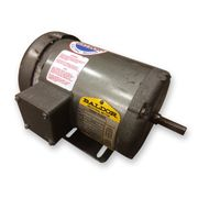 .25 HP Baldor Industrial Motor, 1140 RPM, 208-230/460 Volt three phase 48 frame
