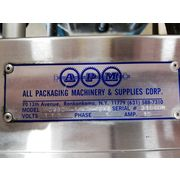 Vertical Rotary Band Sealing Belt Conveyor - Model VCBSDM-1/4TX-12X5 [Unused]