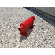 USED CARBON STEEL AIR SILENCER