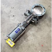 "Used 8"" Fabri-Valve Heavy-duty Knife Gate Valve"